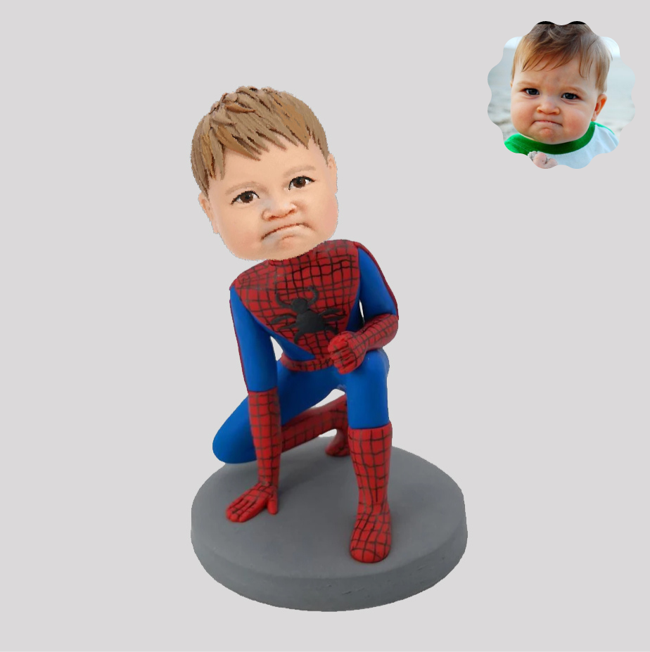 Child Bobblehead Image